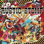 RUSTIC STOMP 2015 9/27ライブハウス先行発売!