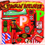 "Pessor P.Peseta 1st maxi single ""JUMBLIN' AIRLINES "" 発売!!"