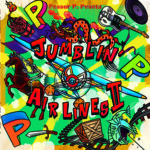 "Pessor P.Peseta 2nd maxi single ""JUMBLIN' AIRLINES 2""発売!"