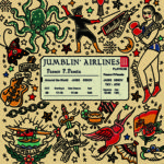 "Pessor P.Peseta 3rd maxi single ""JUMBLIN' AIRLINES 3"""
