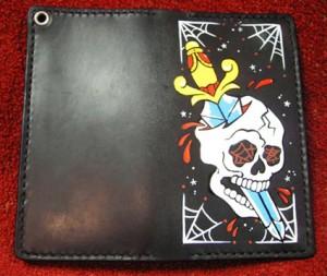 GASOLINE-Wallet-Skull
