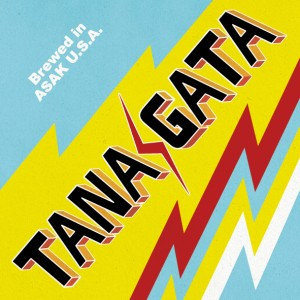 TANAGATA STICKER
