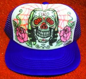 SkullMariaCap