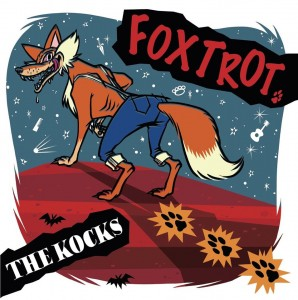 The KOCKS 1st album FOX TROT