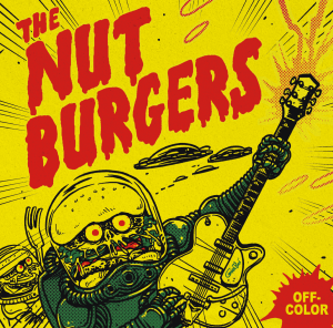 THE NUT BURGERSOFF-COLORCD JKT