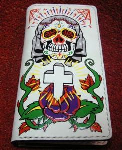 mary-skull-Wallet-L